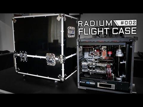 Flight Case: Radium #002