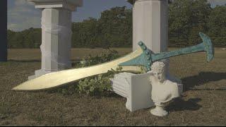 Sword of the Olympian