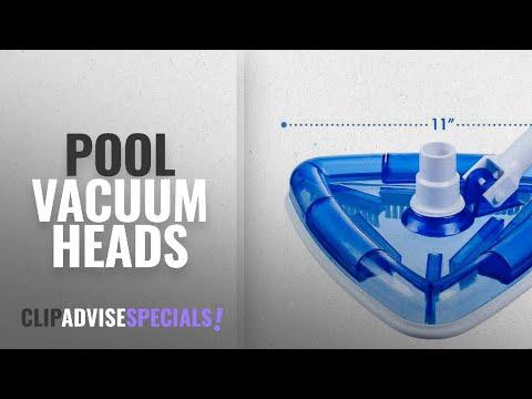 10 Best Pool Vacuum Heads [2018 Best Sellers] | Cleaning Tools & Chemicals