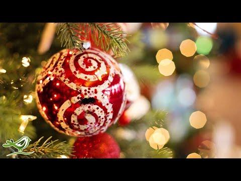 Relaxing Christmas Music: O Christmas Tree   Instrumental Harp Music ★23