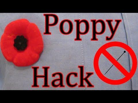 Simple DIY Poppy Hack