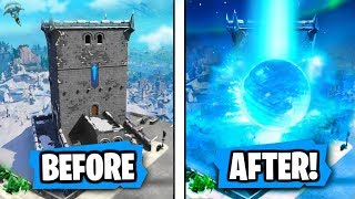 Download NEW ″Polar Peak″ is getting ″DESTROYED″ by Ice Ball Says Epic (RIP POLAR PEAK!!) Video