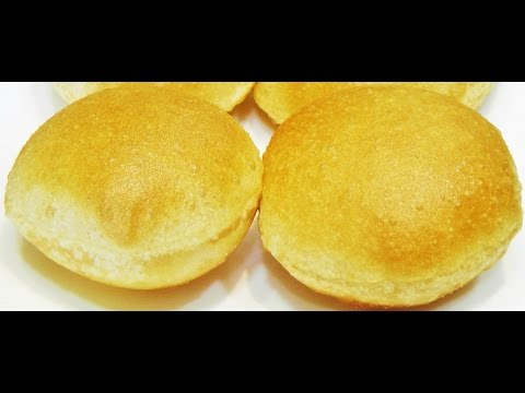 पुरी  | How to make Puffy and Soft Poori by madhurasrecipe