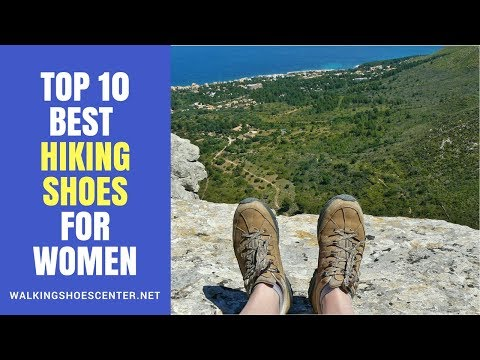 Top 10 Best Hiking Shoes For Women 2017 - 2018 Reviews