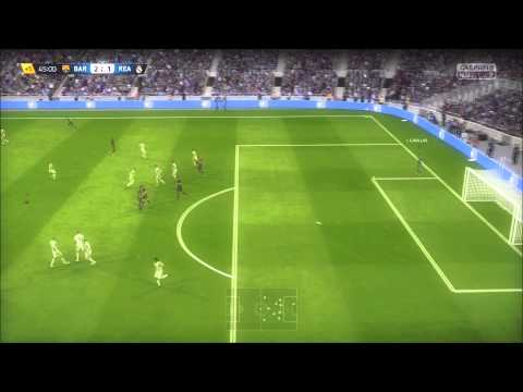 FIFA 15 COOP LET S PLAY FIFA 15 FC BARCELONA !!!!!!