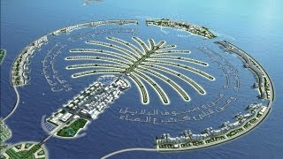 The Palm Island, Dubai UAE - Megastructure Development