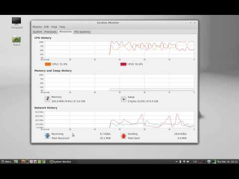 How to monitor bandwidth usage on Linux Mint