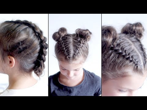 Braiding Hairstyles with Thin Fine Hair | Milabu