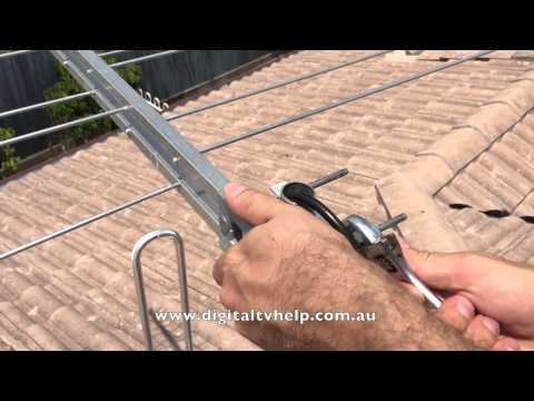 How to Align Your TV Antenna DIY Style
