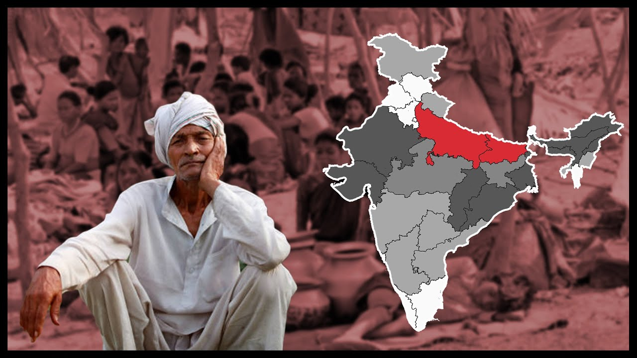 Why are UP & Bihar so poor? Detailed explanation of 4 main reasons