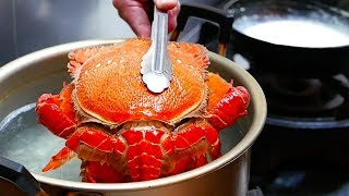 ALIEN CRAB Japanese Street Food