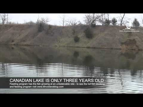 Canadian Lake of Otter Creek - 130 Acres Land for Sale in Illinois