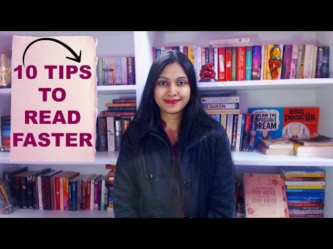 10 Tips to Read Faster
