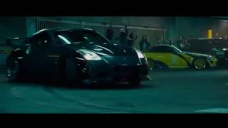 Fast and Furious: Tokyo Drift _ 2e course dans le parking (VF)