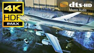 Plane Crash Scene (TENET) ● 4K HDR IMAX ● DTS HD 5.1