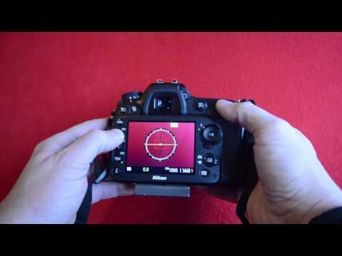 How to set White Balance on Nikon D7200