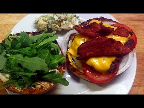 Homemade Delicious Hamburger Recipe