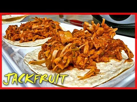 Jackfruit Tacos (crockpot recipe)