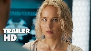Passengers - Official Film Trailer 2016 - Jennifer Lawrence, Chris Pratt Movie HD
