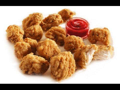 Popcorn Chicken recipe - Tender Chicken Bites