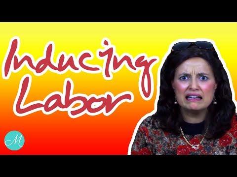 Inducing Labor - Miracle Maker Mom