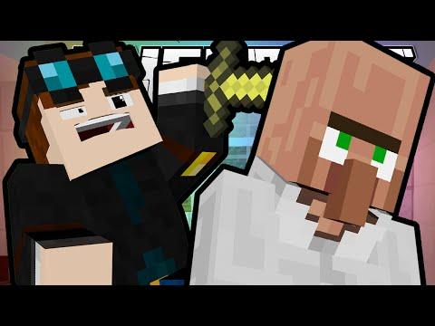 Minecraft | 10 WAYS TO KILL A VILLAGER!!