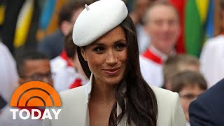Meghan Markle's Unconventional Road To The Royal Wedding | TODAY