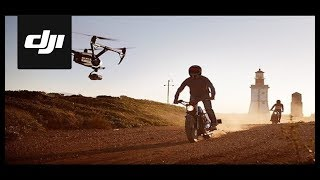 DJI - Riders: Behind the Scenes with the Zenmuse X7