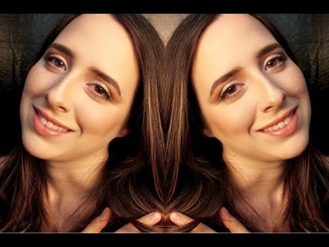 Makeup For Hooded Eyes| Ashley Chadwick