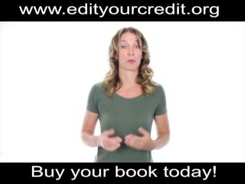 How to edit your credit video