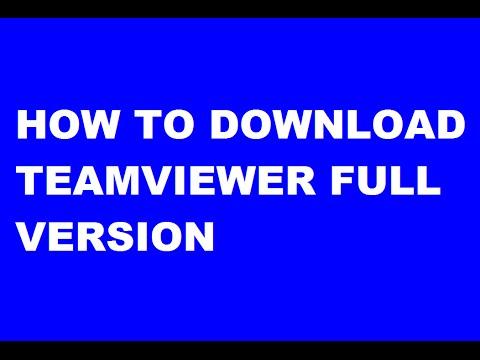 How To Download Teamviewer full version free In Telugu