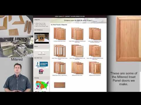 How to buy Kitchen Cabinet Doors Online