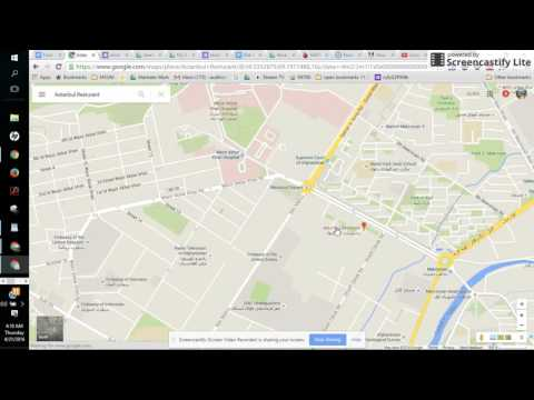 How to Find Coordinates in Google Maps