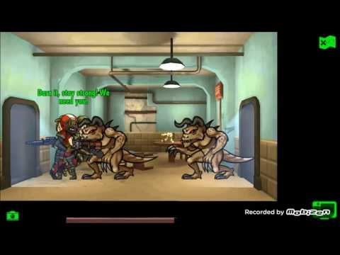 Fallout Shelter 1.6 Update - Guardian of the Wastes: Mole Rats!