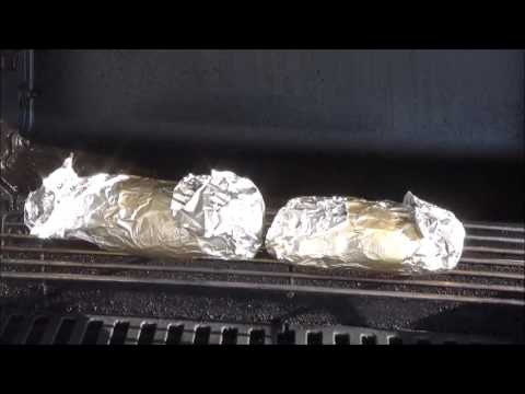 How to Grill a Whole Potato