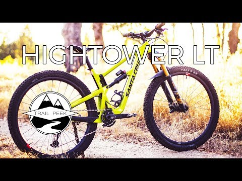 Dane's 2018 Santa Cruz Hightower LT Bike Check