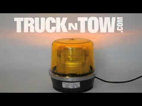 NORTH AMERICAN SIGNAL High Power Extra-Large LED Beacon