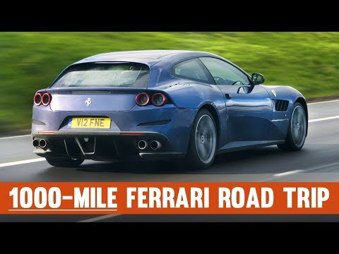 Living With A Ferrari GTC4Lusso [4K]