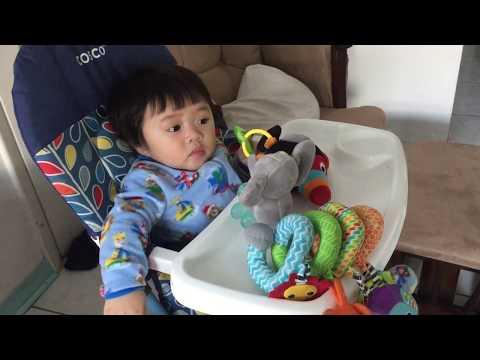Cuộc sống ở Mỹ: buổi sáng của bé Nolan với Mẹ (Daily life of Nolan with his mommy)
