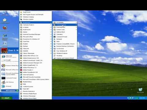 Increase Windows XP Performance