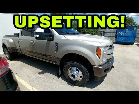 2017 F350 ALREADY HAS PROBLEMS!! Sunroof Noise fix (F150 also)