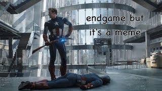 Download avengers endgame but it's a meme Video