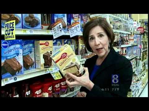 Woman Finalist In Gluten-Free Betty Crocker Contest