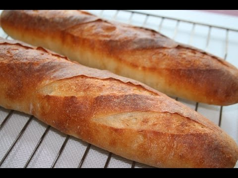 baguette recipe/How to make baguette--Cooking A Dream