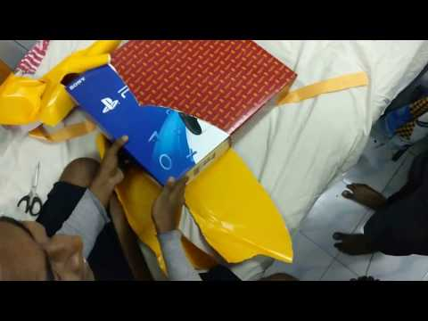 PS4 PRO Unboxing The Beast (1080P@ 60FPS) in INDIA (Chennai)