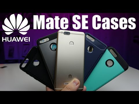 Huawei Mate SE | Amazing Cases For Cheap!!!