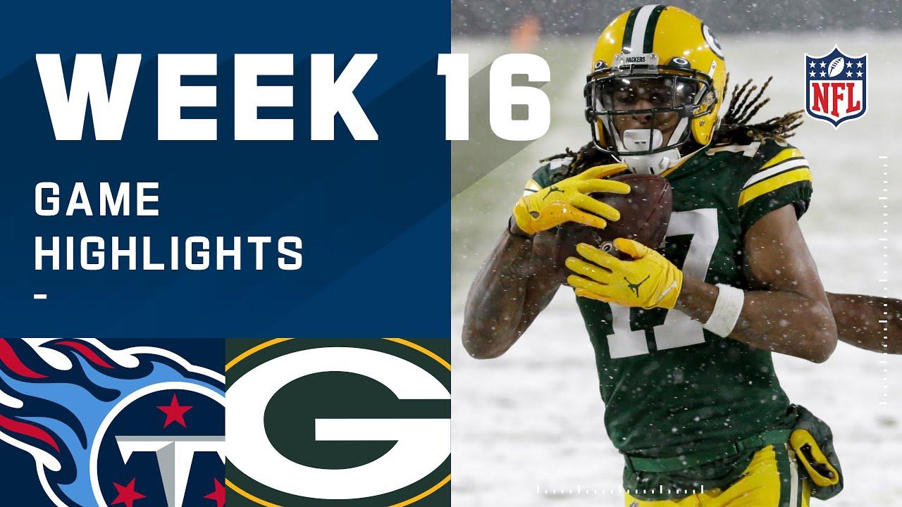 Titans vs. Packers Week 16 Highlights | NFL 2020