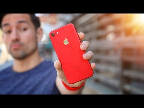 Unboxing The RED iPhone 7 - Should You Buy it?