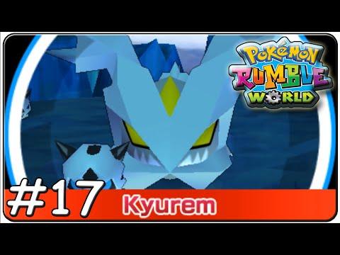 Pokemon Rumble World Walkthrough Part 17 Plasma Balloon
