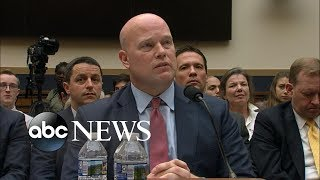 Download House Democrats grill Acting Attorney General Matthew Whitaker Video